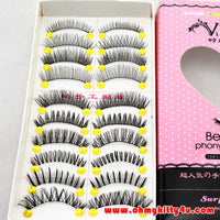 10 different types of Top Eyelashes