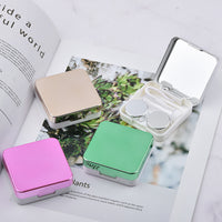 Metallic Reflection Lens Case - Ohmykitty Online Store