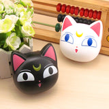 Luna and Artemis Lens Case (Sailormoon) - Ohmykitty Online Store