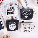 Silicon Cat Pouch in Style
