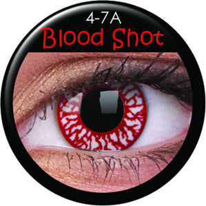 Blood Shot (Daily Disposable) - Ohmykitty Online Store