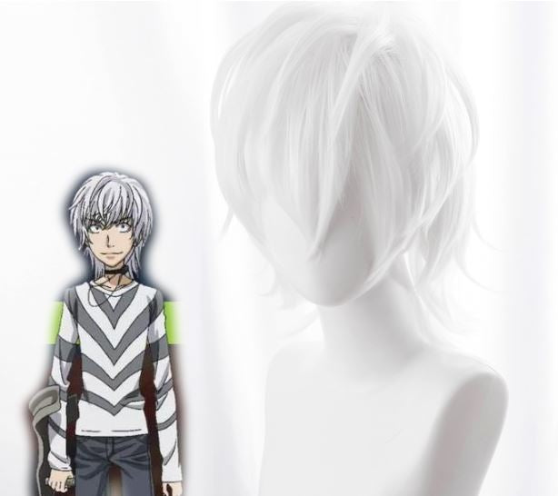 A Certain Magical Index - Accelerator - Cosplay Wig - Ohmykitty Online Store