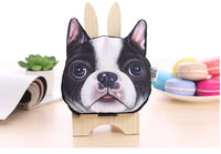 Dog Coin Zipper Pouch (Boston Terrier) - Ohmykitty Online Store