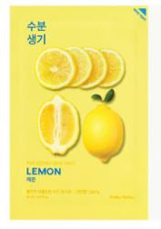 [Holika Holika] Pure Essence Mask Sheet Lemon 20ml - Ohmykitty Online Store