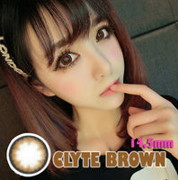 Clover Brown (a.k.a Clyte)