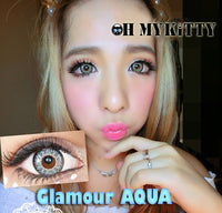 Glamour Aqua - Ohmykitty Online Store