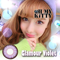 Glamour Violet - Ohmykitty Online Store