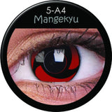 Mangekyou Sharingan Cosplay Contacts - Ohmykitty Online Store
