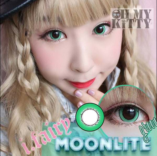 I.Fairy Moonlite Green