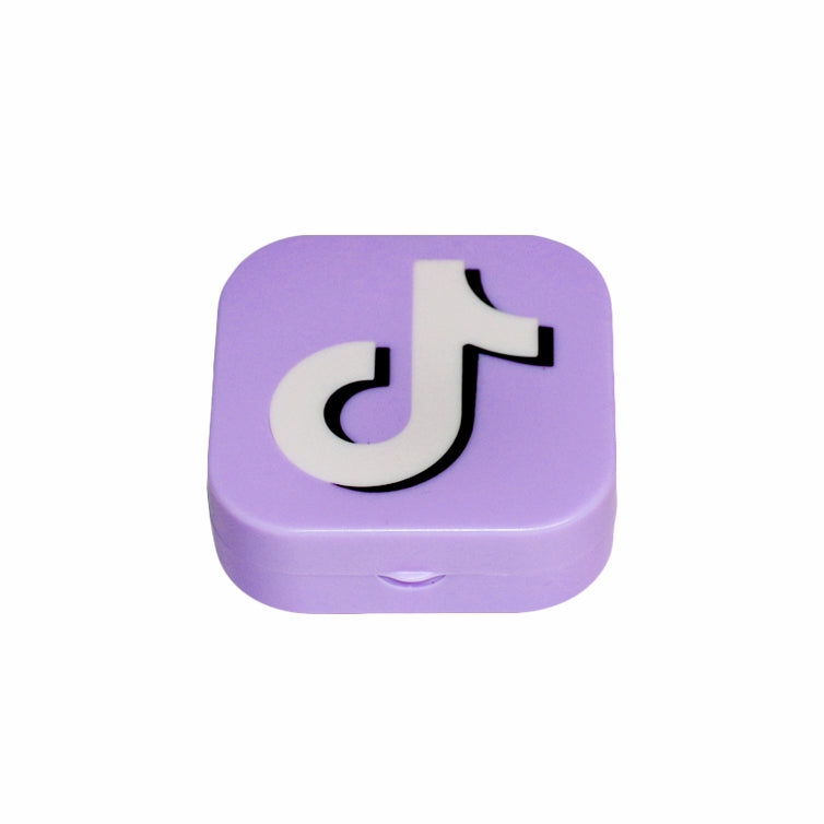 Tiktok Contact Lens Case Kit