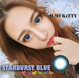 Starburst Blue 15mm