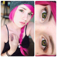 Starburst Green 15mm - Ohmykitty Online Store