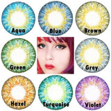 Daily Colored Contacts (1pair)