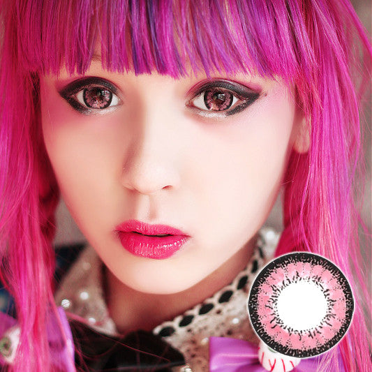 A-Max Dolly+ Pink 20mm - Ohmykitty Online Store