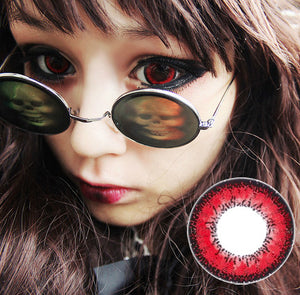 A-Max Dolly+ Red 20mm - Ohmykitty Online Store