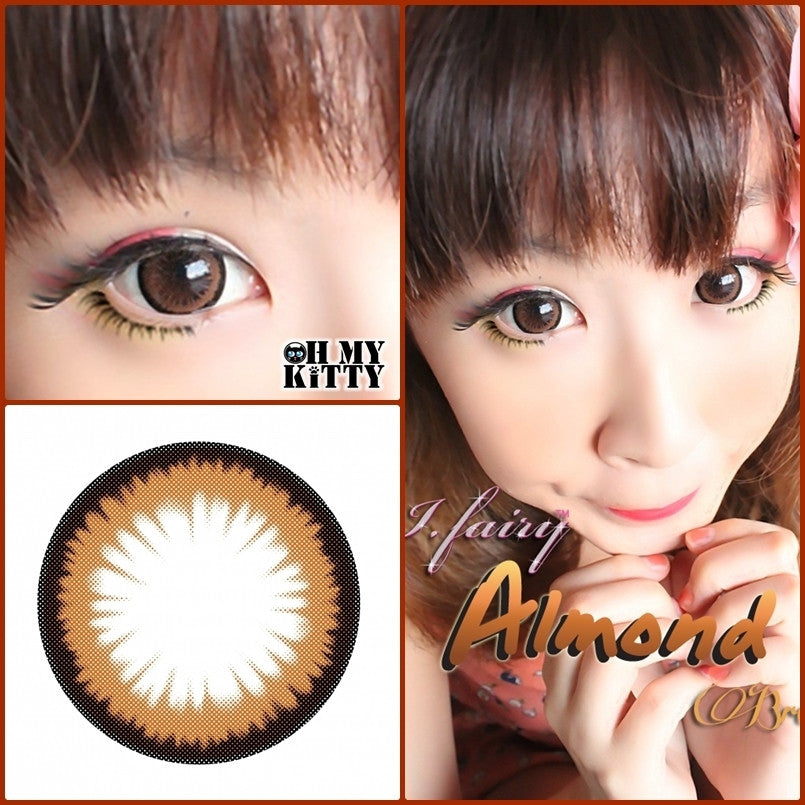 Almond Brown - Ohmykitty Online Store