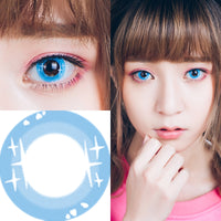 Anime Spark Blue - Ohmykitty Online Store