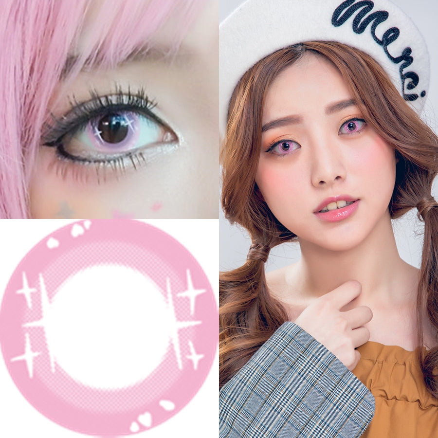 Anime Spark Pink - Ohmykitty Online Store
