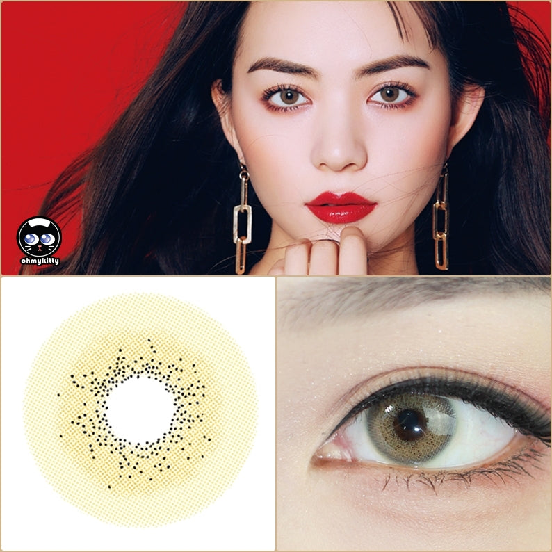 Western Eyes Batis Brown - Ohmykitty Online Store