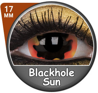 Blackhole Sun 17mm - Ohmykitty Online Store