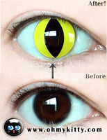 SFX Cat Eye  (Prescription) - Ohmykitty Online Store