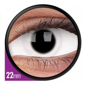 Sclera Snow Witch 22mm - Ohmykitty Online Store