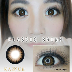 Kazzue Classic Brown - Ohmykitty Online Store