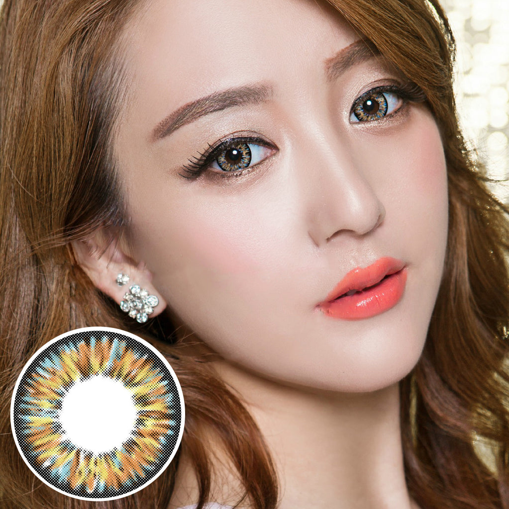 Eclipse CO4-01 Brown - Ohmykitty Online Store