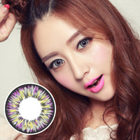 Eclipse CO4-01 Gray (Mix violet) - Ohmykitty Online Store