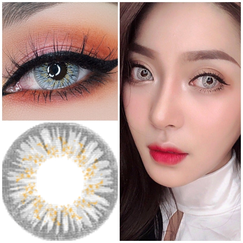 Western Eyes Frozen Elf Gray