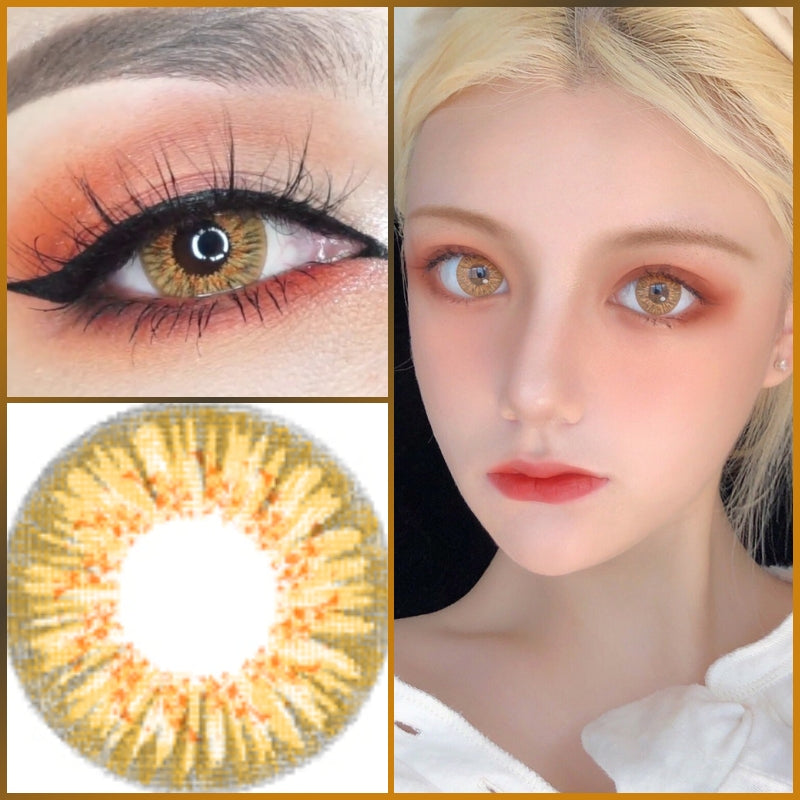 Western Eyes Frozen Elf Brown