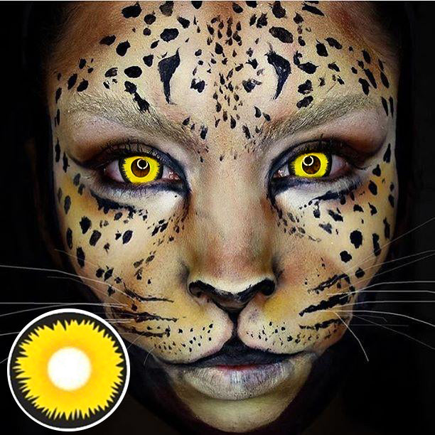 Wolfeye Yellow 17mm - Ohmykitty Online Store