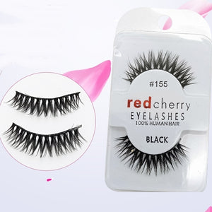 Red Cherry 3D  Eyelashes (1 pair) #155