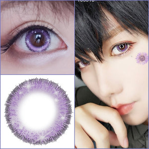Twinkle Puff Violet