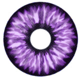 Sclera Elf Violet 22mm - Ohmykitty Online Store