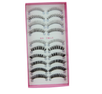 10 different types of Top Eyelashes (Natural) - Ohmykitty Online Store