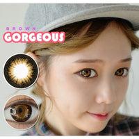 Gorgeous Dark Rim Brown - Ohmykitty Online Store