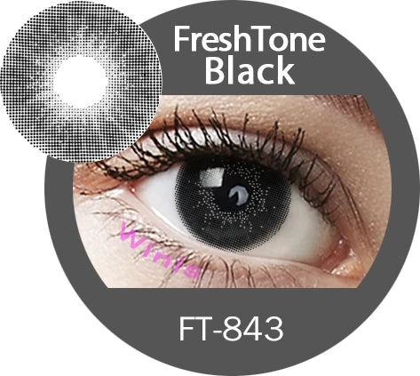 Freshtone Super Natural - Black