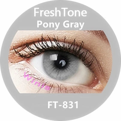 Freshtone Super Natural - Pony Gray