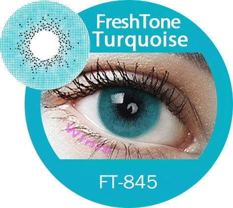 Freshtone Super Natural - Turquoise