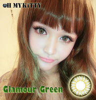 Glamour Green - Ohmykitty Online Store