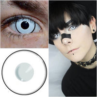 SFX Gothic White (Prescription) - Ohmykitty Online Store