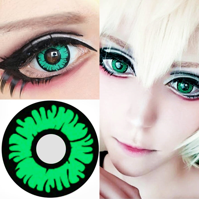 Green Wizard 17mm - Ohmykitty Online Store