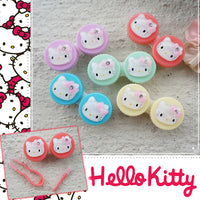 3D Hello Kitty Lens Case