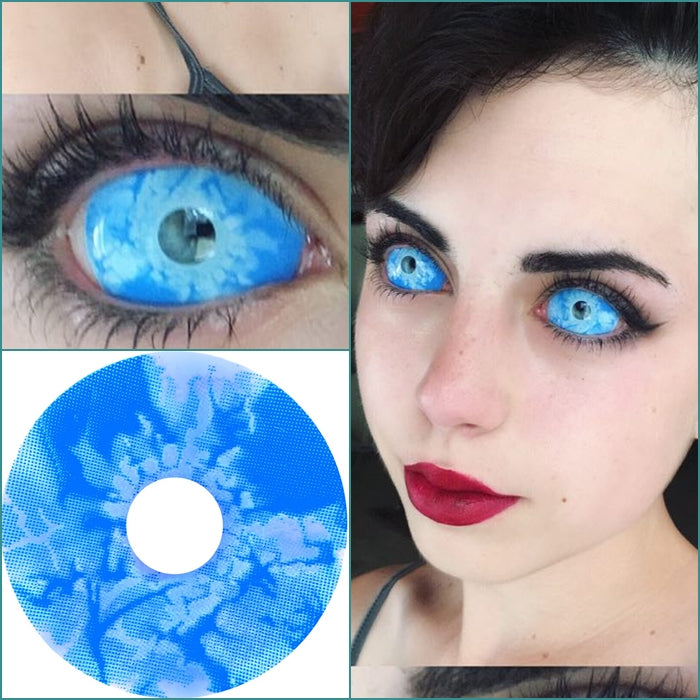 Sclera Ice Zombie 22mm