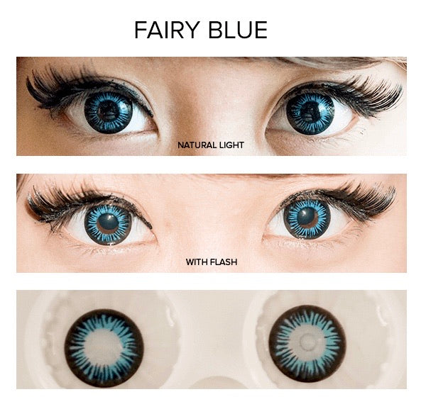 DollyEye Fairy Blue