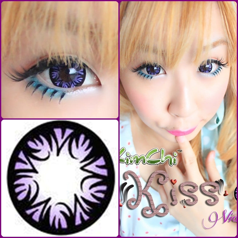 Kiss Violet - Ohmykitty Online Store