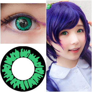 LoveLive Green