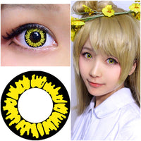 LoveLive Yellow - Ohmykitty Online Store