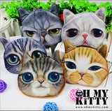 X-dolls Cat Coin Zipper Pouch (HOT)